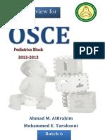 Pediatrics OSCE