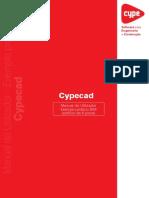 CYPECAD Manual Do Utilizador Exemplo Pratico BIM Edificio de 6 Pisos