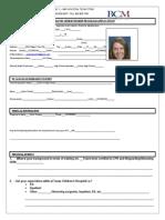 application pem blend observership program