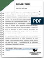 Nota de Clase 99 Auditoria Tributaria