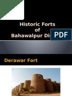 Historic Forts of Bahawalpur District
