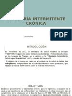 Hipobaría Intermitente Crónica.pptx