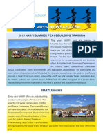 NARPI Newsletter 2015