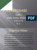 Polimerisasi