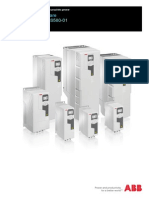 Manual Vdf Abb Acs580-01 Drives Hw c a5