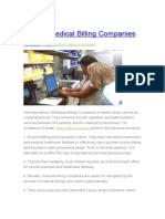 Tips on Medical Billing Companies