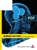 Human Factors - How to Take the First Steps