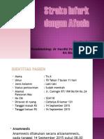 PPT Case Stroke Iskemik+afasia