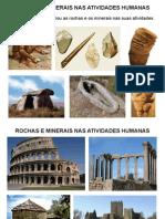 5 Rochas, minerais e atividades humanas.ppsx