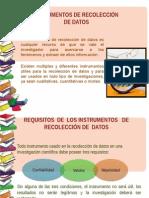 INSTRUMENTOS DE RECOLECCIÓN.pptx