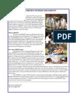 EPSDT Parents 4 Pg Brochure Georgia