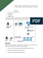 Cloud service model