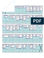 flat plan template
