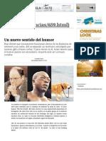 Un Nuevo Sentido Del Humor _ Tendencias _ LA TERCERA