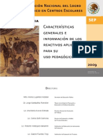 Libro Primer Grado Sec Und Aria Enlace 2009 Vf