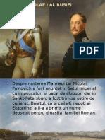 Nicolae I Al Rusiei