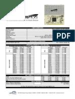 Data Sheet Mini Pci Sr71 15