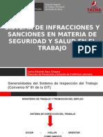 Ponencia 05 - Sistema de Infracciones Sst