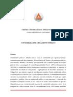 ATPS Contabilidade e Orcamento Publico