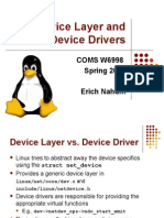 Device Layer