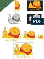 Week 8 - Lab - Happy Snails Logo