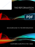 The Reformation - An Overview