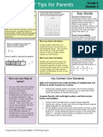 eureka math grade 6 module 2 parent tip sheet