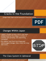 wchapter 14- cracks in the foundation