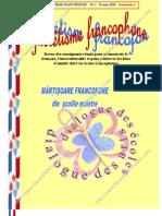 Syncretisme francophone