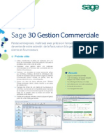 Sage30 Gestion Commerciale Windows