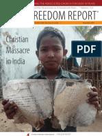 CFI's Nov. 2009 Freedom Report