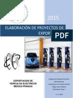 Vehículos Eléctricos México-Francia