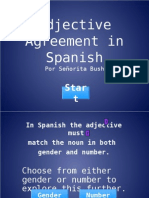 adjectiveagreement  1