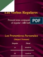 infinitive verbs ar