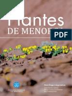 Plantes de Menorca Baixa
