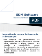 GDM Software
