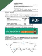 CB412 Examen Parcial 2014-III CB412-G