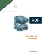 Lantronix EDS1100_EDS2100_UG.pdf