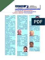 BUSA' 2008 SALVATORE UOMINI E CAPORALI Polizia Operazione Uomini e Caporali