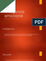1. Introducción a la inteligencia emocional