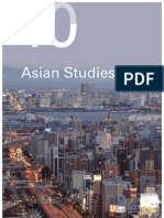 UBC Press  Asian Studies 2010