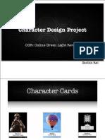 Character Design Ogr