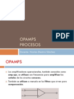Opamps-Procesos