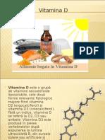 Proiect Vitamina D.ppt