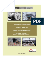 RD 2014 01501 Manual Túneles y Muros I