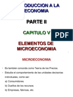 CAP 05 - Elementos de Microeconomia (Introducción a La Economia)