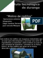 Expo de Molino de Rodillos