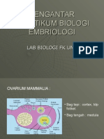Pengantar Praktikum Biologi Reproduksi-pediatri