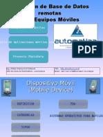 Exposicion Dispositivos Moviles