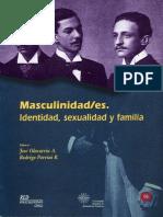 Masculinidades Indentidades y Familia